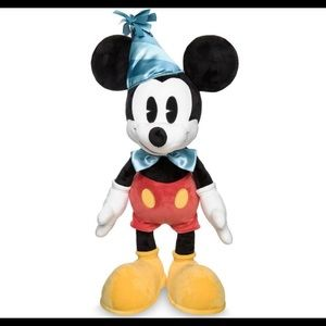 Disney Mickey Mouse celebration plush